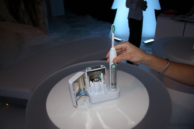 Hands On with the UV Sonicare Flexcare