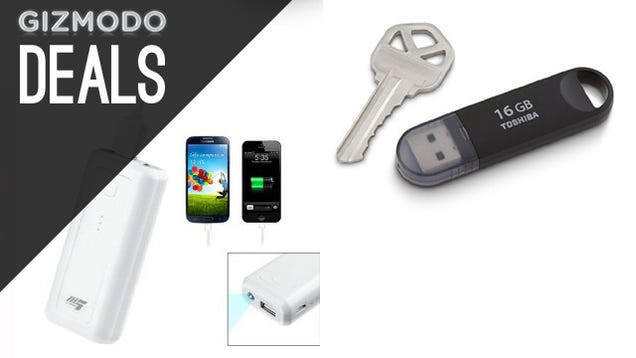 Impulse Grab Some Cheap Storage And Power, GoPro, Seinfeld [Deals]