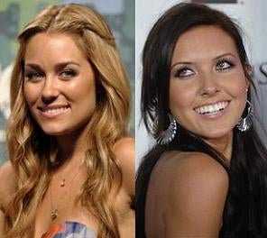 Audrina To Stare Plaintively After Smelling Ex Justin Bobby on BFF Lauren Conrad