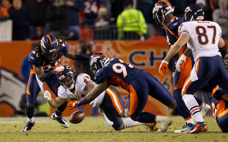 Marion Barber Still Refuses To Talk About That Broncos Game