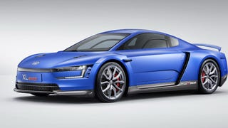 VW Shocks The World With 200 HP Ducati-Powered XL Sport
