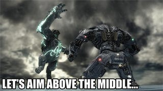 """The Case for a Proper """"Pacific Rim"""" Video Game: The Reason Kinect Exists"""