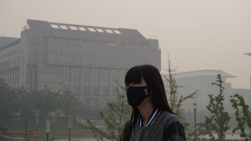 "Even China's State News Agency Thinks the Pollution ""Doomsday"" Has Arrived"