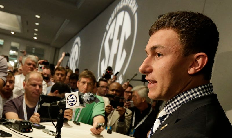A&M Chancellor Blasts Darren Rovell, Declares Johnny Manziel Innocent