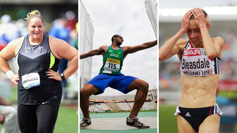"Lose Hours of Your Life Finding Your Olympic ""Body Matches"" On The BBC Website"