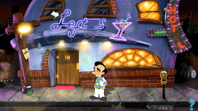 Leisure Suit Larry Returns to the Land of the Lounge Lizards in 2012
