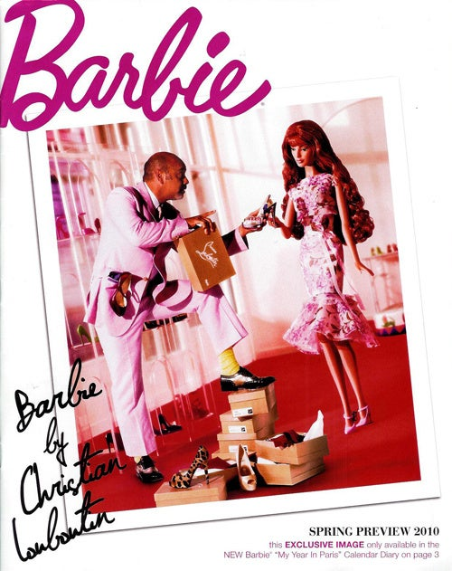 Barbie Collector: Dolls No Girl Should Ever Play With