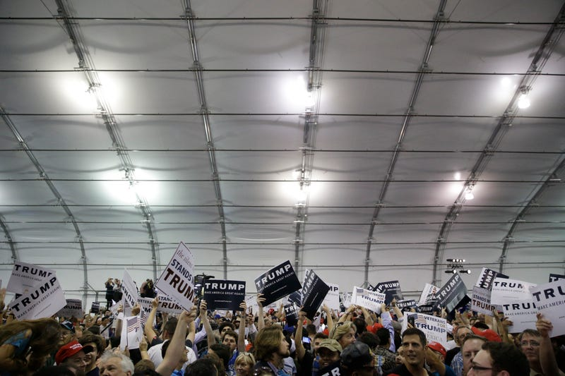 Trump Campaign Ejects Politico Reporter from Rally for Reporting Without Permission