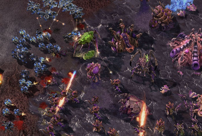 Let's Pay a Visit to the Zerg Homeworld