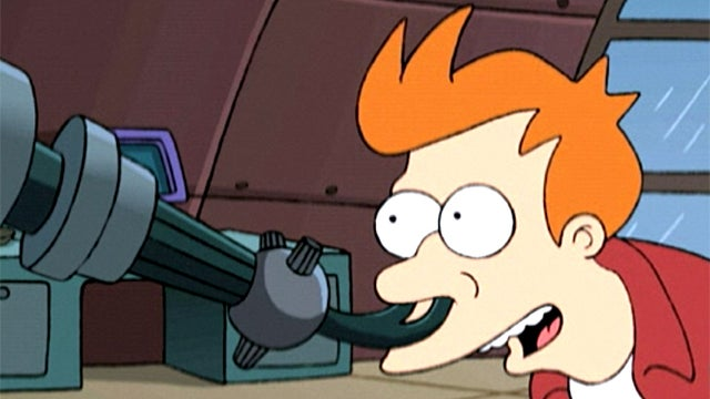 Did you know that the smelloscope from Futurama actually exists?