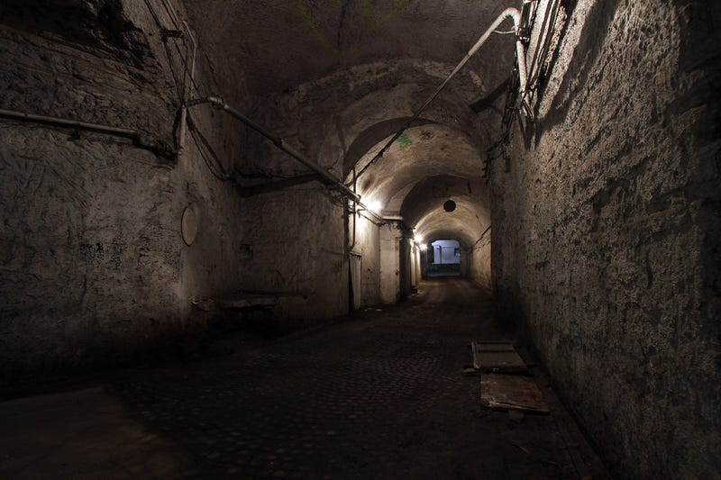 The Caves that Held a Secret Hungarian Aircraft Factory During World War II
