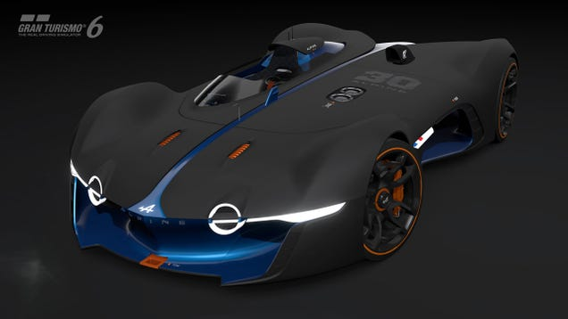 Stunning Alpine prototype is the only car I would ever want