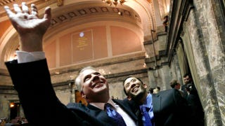 Bill to Legalize Gay Marriage Clears Major Hurdle in Washington State