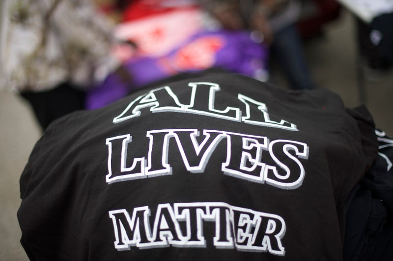 """There's No Good Way to Say """"All Lives Matter"""""""