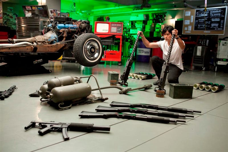 New Green Hornet images