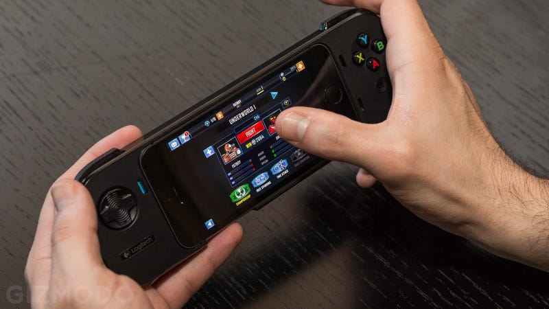 Logitech PowerShell: A Slim, Sturdy, (Maybe Dope) iOS Gaming Controller