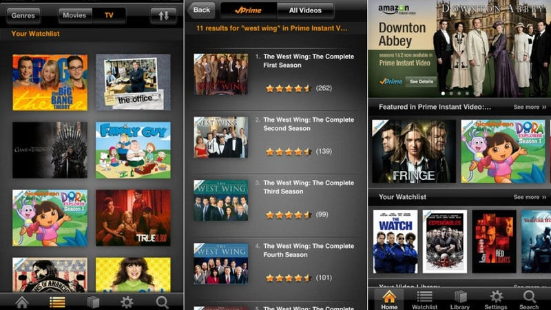 You Can Watch Amazon Instant Video on Your iPhone Now