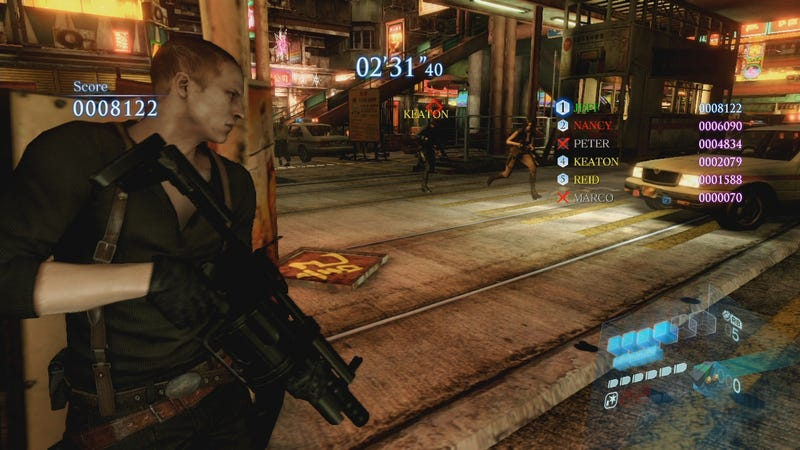 Resident Evil 6's New Onslaught, Predator and Survival Modes Coming First to Xbox 360 December 18th