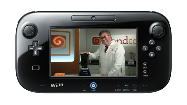 If You Put Your Wii U GamePad in a Blender, Yes, Nintendo Will Sell You a Replacement