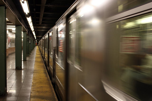 Will You Be Struck by a New York City Subway Train This Year?