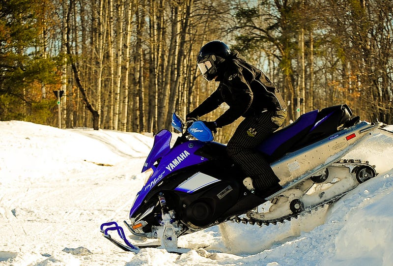 2009 Yamaha FX Nytro RTX SE: First Ride