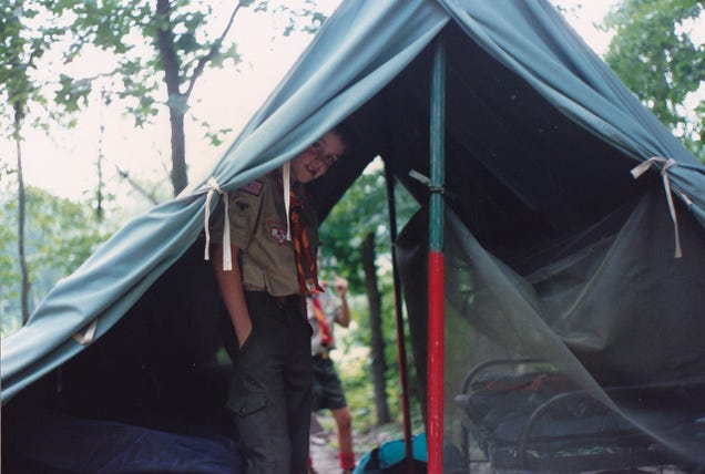 Boy Scouts Made Me The Man I Am Today, Here's How