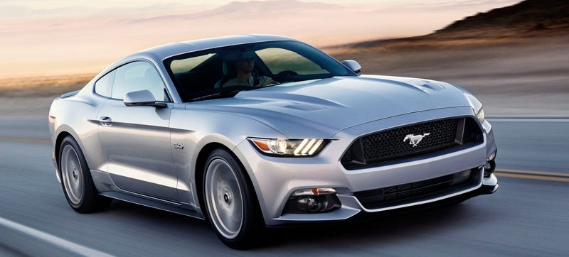 The 2015 Ford Mustang Will Get An EcoBoost Performance Pack For $1995