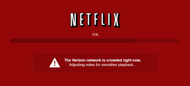 Netflix Lets People Know When Bad Streaming Is the ISP's Fault (Updated)