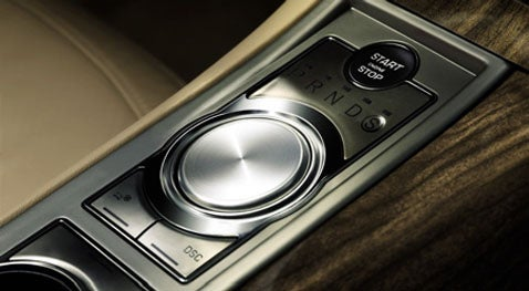 Jaguar XF Gets Apple Designed Control Interface