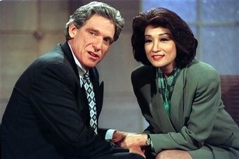 Connie Chung Blames the Demise of Media on Her Husband