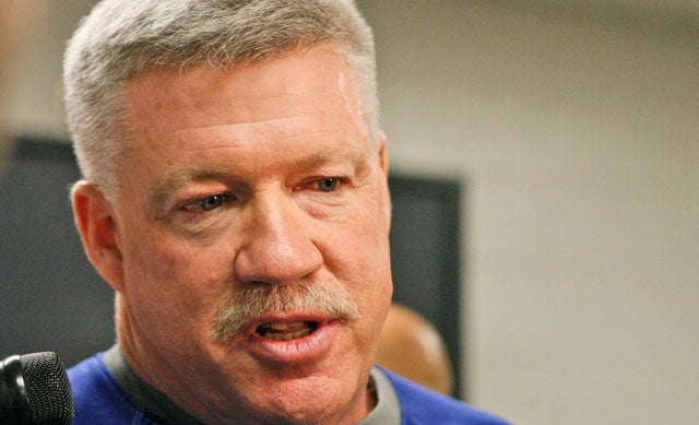 Giants Coordinator Kevin Gilbride Accidentally Murdered His Own Mustache