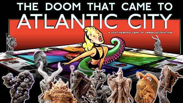 Cthulhu + Monopoly = The Doom That Came To Atlantic City