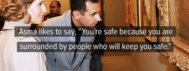 Asma al-Assad: A Rose in the Desert