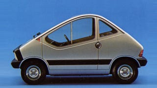 This Fiat City Car Was Weapons-Grade Bonkersonium