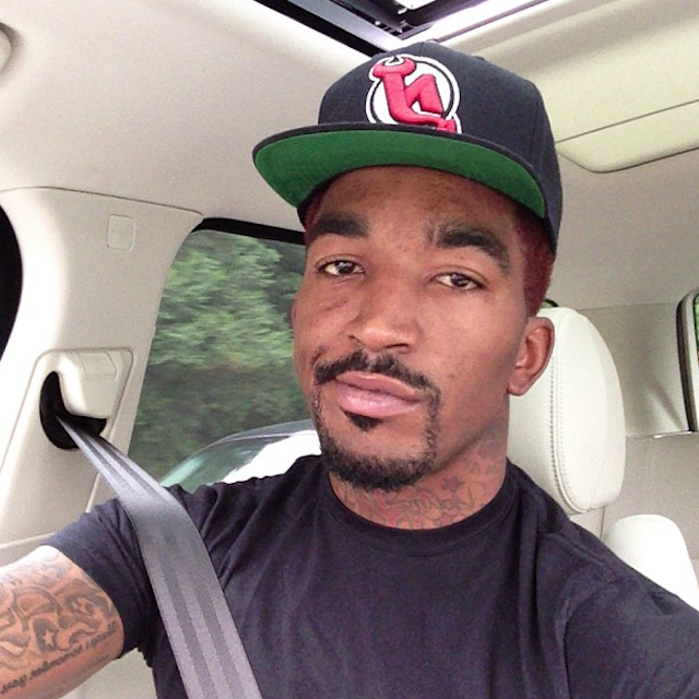 J.R. Smith's Hair Has Gone Rogue