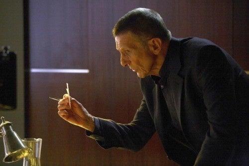 Leonard Nimoy Explains Fringe's Final Storm