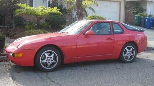 1994 Porsche 968 Down On The Alameda Street
