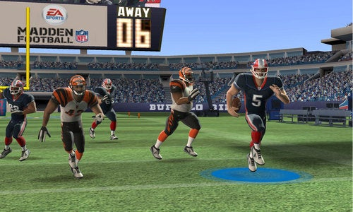 Madden NFL 3DS Screens