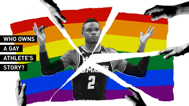 How One Gay Athlete's Coming Out Led To An Activists' War