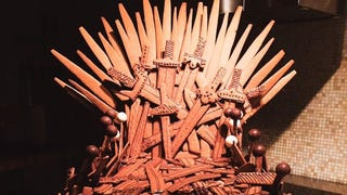Gingerbread Iron Throne Is Worth Climbing A Wall Of Sugar For