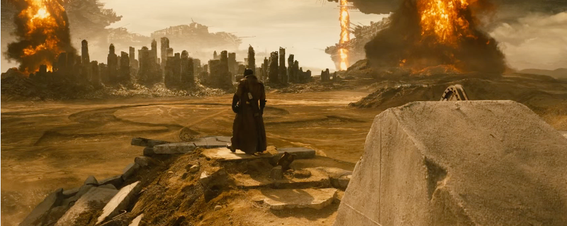 All the Awesome New Action and Clues Inside the FinalBatman v Superman Trailer
