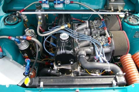Workhorse Engine of the Day: Nissan L