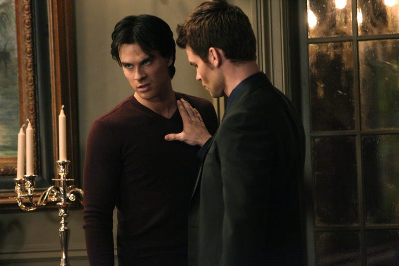 "Vampire Diaries Episode 13 ""Bringing Out The Dead"" Promo Pics"
