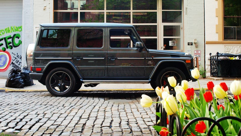 2013 Mercedes-Benz G63 AMG: The Jalopnik Review