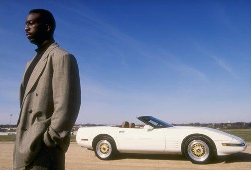 Twelve Ridiculous Celebrity Car Poses