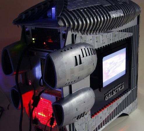 Who Doesn't Want A Battlestar Computer?