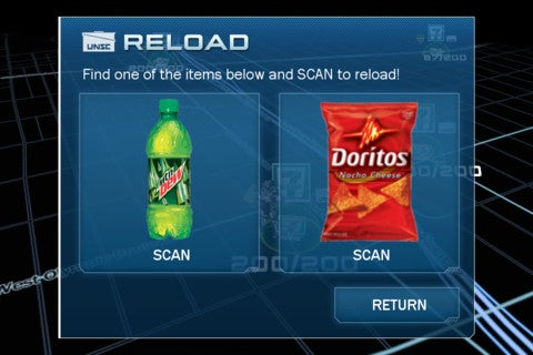 This Halo iPhone Game Feels Like A Parody Of Itself