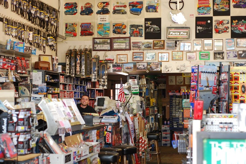 Carpocalypse Hasn't Yet Brought Down One Of The Last Independent Auto Parts Stores