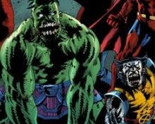 Atlantis' Lost Son Saves This Week's Comics