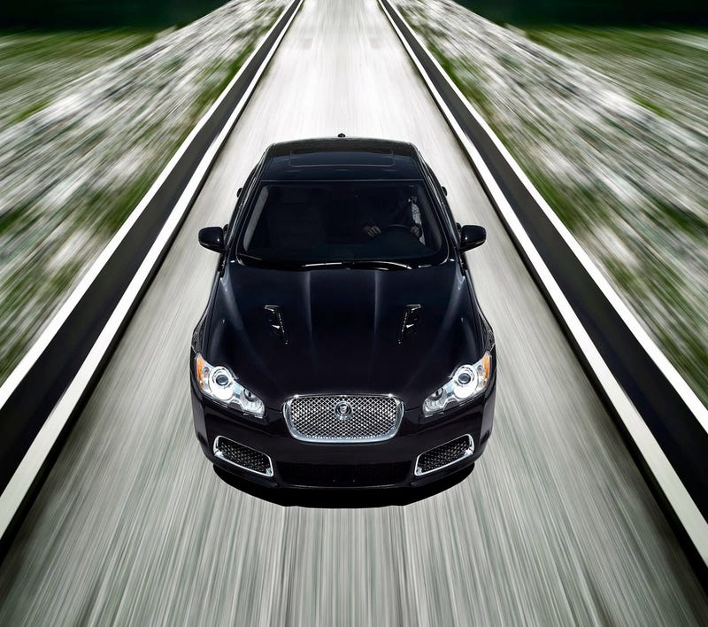 2010 Jaguar XFR: A Powerful Pussycat